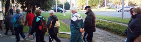 50-en sétáltak az egészségükért Makón