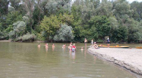 Vízi túra a Maroson