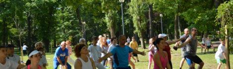 Sportnap és Egészségszűrések a Szent István téren