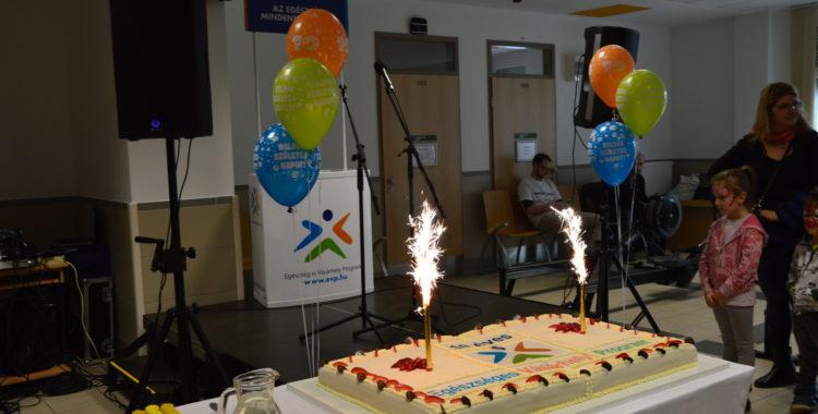 10. születésnapját ünnepelte az EVP!
