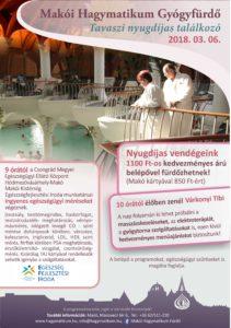 Tavaszi Nyugdíjas Találkozó plakát (1)