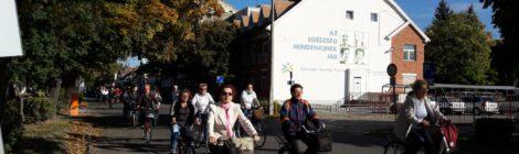 Egészségkerékpározás Hódmezővásárhelyen