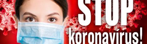 Korona vírussal kapcsolatos tájékoztatás