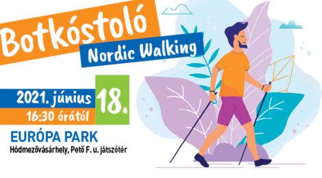 Nordic Walking Botkóstoló Hódmezővásárhely