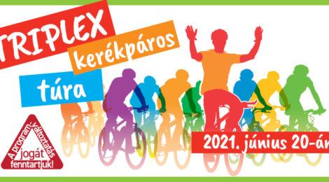 Triplex kerékpáros túra Makó